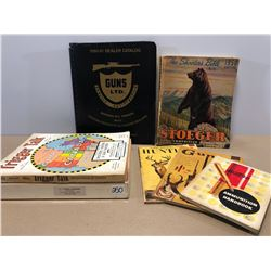 7 X HUNTING REFERENCE BOOKS