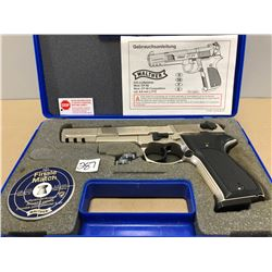 WALTHER CP88 .177 COMPETITION PELLET GUN