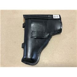 LEATHER HANDGUN HOLSTER - NEW