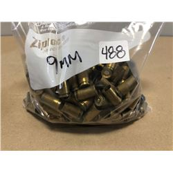 BRASS: APPROX 220 X 9 MM