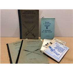 EDGED WEAPON REFERENCE BOOKS