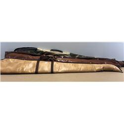 5 X LEATHERETTE LONG GUN CASES