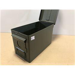 METAL AMMO BOX