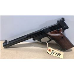 HIGH STANDARD SUPERMATIC CITATION MODEL 107 MILITARY .22 LR