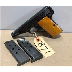 FN BROWNING MODEL 1910 7.65