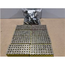 BRASS: 650 X .38 SP NICKEL