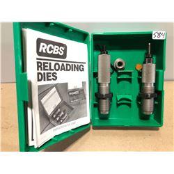 RCBS 7 MM REM MAG RELOADING DIE SET