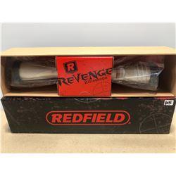 REDFIELD REVENGE 3 - 9 X 42 SCOPE - AS NEW
