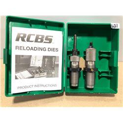 RCBS 7 MM - 08 REM RELOADING DIE SET