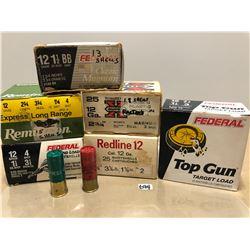 AMMO: 96 X 12 GA MIXED SHOT