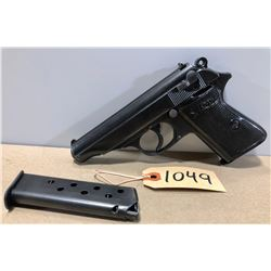 WALTHER MODEL PP 7.65