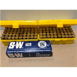 AMMO: 105 X .44 MAG - SOME RELOADS