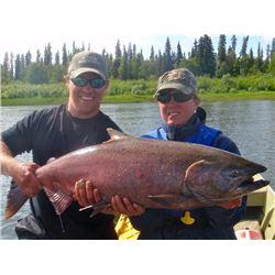 Fully Guided Alaska 7 Day Flying Fishing trip