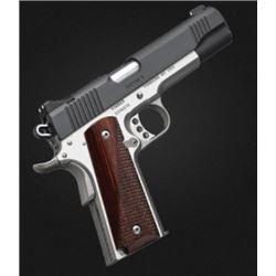 "Limited edition Kimber 1911 Logo On Grips 45 ACP 5"" Custom Pistol"