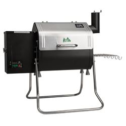 SUMMER RV CAMP PACKAGE-Green Mtn Pellet Grill, 6.5 Qt Aluminum Fish Fryer, YETI Bottle 36 oz