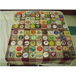 2 assortments of buttons
