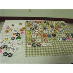 2 assortment of buttons