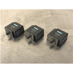 (3) SIEMENS 6GT2821-6AC10 SIMTATIC RF260R READER