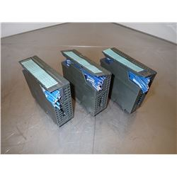 (3) SIEMENS 1P 6ES7 321-7BH00-0AB0 SIMATIC S7
