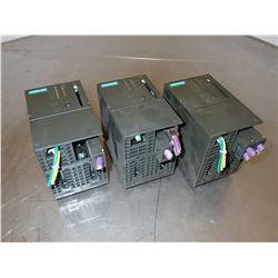 (3) SIEMENS 1P 6ES7 315-2AF03-0AB0 SIMATIC S7