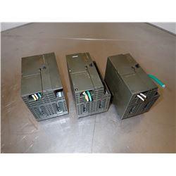 (3) SIEMENS 1P 6GK7343-1EX11-0XE0 SIMATIC NET CP INDUSTRIAL ETHERNET
