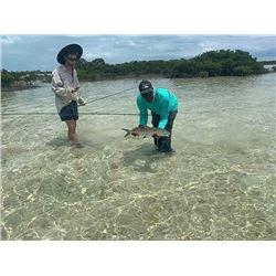 Ultimate Bonefish Experience, 7 Days, 1 Person, Guided, All-Inclusive, Bone Ami Beachfront Retreat