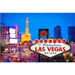 3 Days, 2 Nights, Las Vegas with $1000 in Coupons (Anydays)