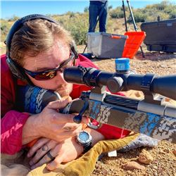 Best of the West Arizona long range hunting and ethics course for up to 8 participants