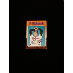 1975 Topps Nolan Ryan California Angles