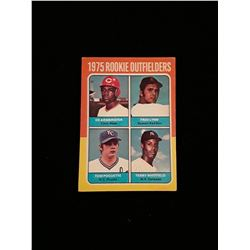 1975 Topps Fred Lynn Rookie Card Boston Red Sox
