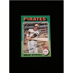 1975 Topps Willie Stargell Pittsburgh Pirates