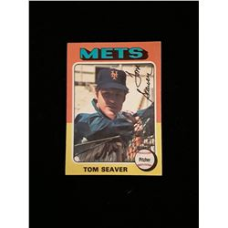 1975 Topps Tom Seaver New York Mets