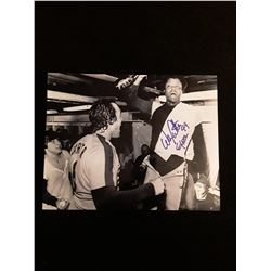Warren Cromartie Signed Photo W/COA