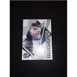 2019 Donruss Optic Illusion Insert  Aaron Judge New York Yankees