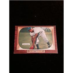 1955 Bowman Junior Gilliam