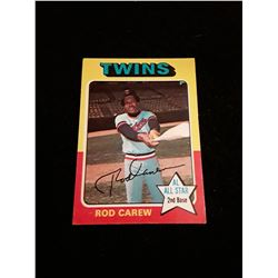 1975 Topps Rod Carew
