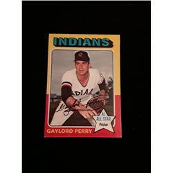 1975 Topps Gaylord Perry