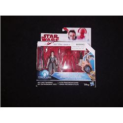 Star Wars Force Link Rey Jedi Training & Elite Praetorian Gaurd