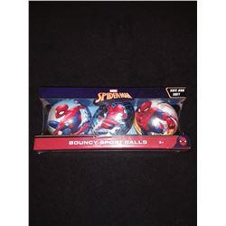 Spiderman Bouncy Sports 3 Ball Set
