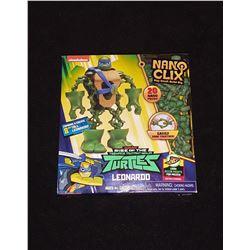 Ninja Turtles Leonardo Nano Clix