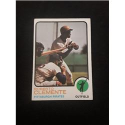 1973 Topps Roberto Clemente