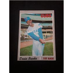 1970 Topps Ernie Banks