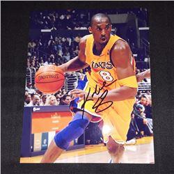 Kobe Bryant Signed Autogaraph 8x10 Photo W/COA