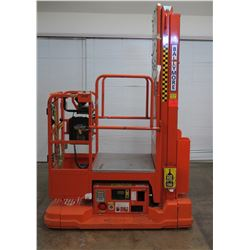 "2016 Ballymore Manlift Order Picker Driveable 13.8"" Max Platform Height - Lifts & Drives"