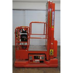 """2016 Ballymore Manlift Order Picker Driveable 13.8"""" Max Platform Height - Lifts & Drives"""