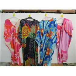 4 NATORI DRESSES (ALL SMALL)