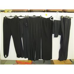 5 PRS OF ASSORTED PANTS