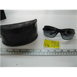 PR OF CHANEL SUNGLASSES 4164-8 WITH CHANEL CASE/BOX & BAG
