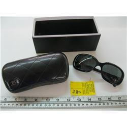 PR OF CHANEL 5170 SUNGLASSES WITH CASE & BOX