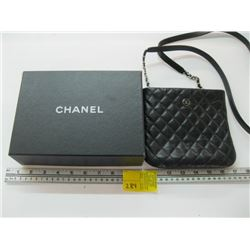 AUTHENTIC CHANEL SMALL SHOULDER BAG 17731034